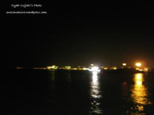 Picture3-a night at Gresik port
