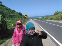 Perjalanan jalur Malang Selatan 2